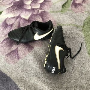 Soccer cleats from Nike